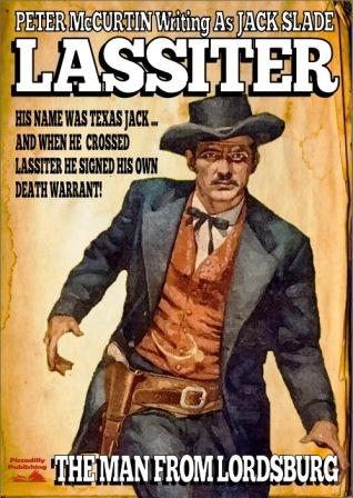THE MAN FROM LORDSBURG by Peter McCurtin